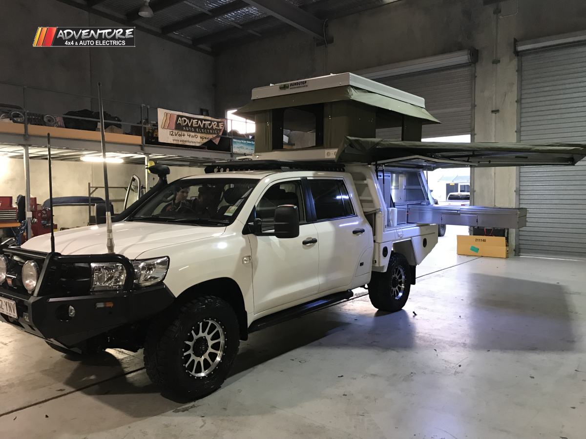 Toyota_landcruiser_Adventure_lithium_enerdrive_dual_battery_system_canopy_fit_out