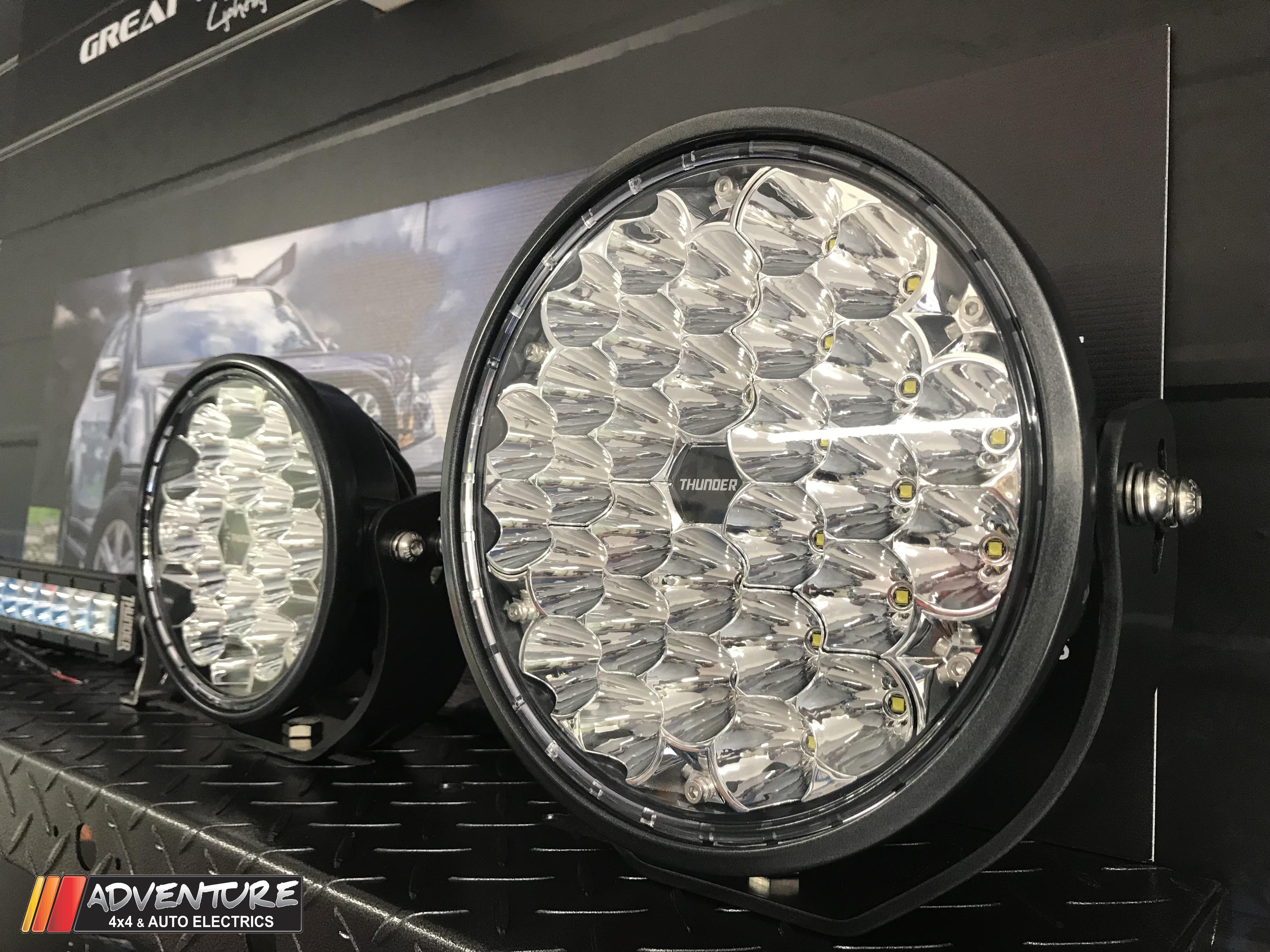 Roadvision Thunder Lighting Adventure Auto